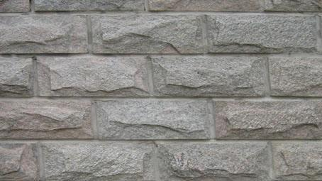 蘑菇石外墙干挂